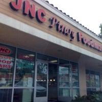 Photo taken at JNC Pinoy Foodmart Inc by Harvey C. on 6/10/2015