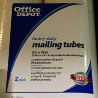 Photo taken at Office Depot by Harvey C. on 2/6/2013
