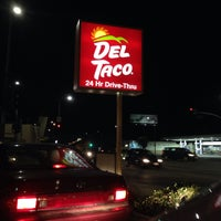 Photo taken at Del Taco by Harvey C. on 12/1/2013