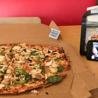 Photo taken at Domino's Pizza by Harvey C. on 4/12/2017