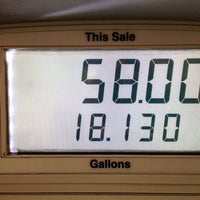 Photo taken at Shell by Harvey C. on 12/8/2014
