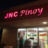 Photo taken at JNC Pinoy Foodmart Inc by Harvey C. on 1/4/2013