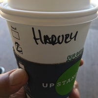 Photo taken at Starbucks by Harvey C. on 9/17/2016
