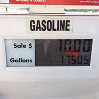 Photo taken at Shell by Harvey C. on 10/27/2013