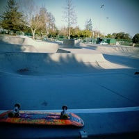 Photo taken at Sunnyvale Skate Park by beno h. on 2/26/2017