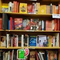 Photo taken at Powell's Books Orange Room by beno h. on 7/2/2018