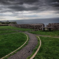 Photo taken at Worm's Head by Kristin L. on 10/11/2013