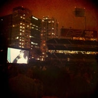 Photo taken at Serenity in the park at Petco Park by Kristin L. on 7/21/2013
