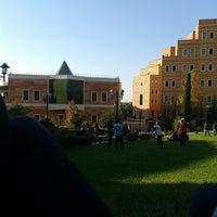Photo taken at Yeditepe University by Yasemin E. on 10/25/2013