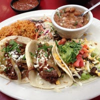 Photo taken at Paco's Tacos & Tequila by D'Art S. on 10/12/2012