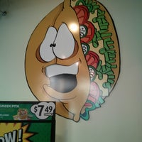 Photo taken at The Pita Pit by Giang N. on 6/25/2013