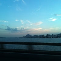 Photo taken at Niterói by Nadi C. on 2/17/2013