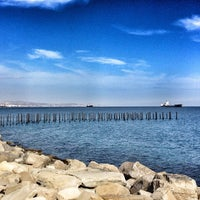 Photo taken at Limassol Old Port by Светлана К. on 9/20/2013