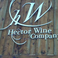 Photo taken at Hector Wine Company by Jennifer S. on 10/7/2012