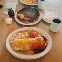 Photo taken at Tecolote Cafe by mogumogu on 7/9/2013