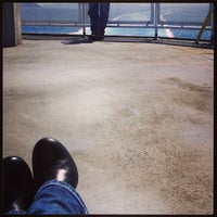 Photo taken at Spirit of Vancouver Island by Steph_Montreuil on 5/9/2013