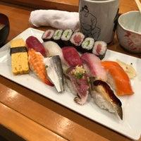 Photo taken at すし屋の源さん 本郷店 by Hiroshi A. on 8/2/2018