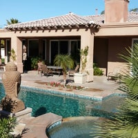 Photo taken at The Villa at PGA West by Yiannis P. on 12/23/2013