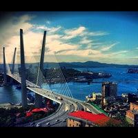 Photo taken at Vladivostok by Dmitriy N. on 9/20/2012