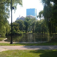 Photo taken at Boston Common by Michael K. on 7/16/2013