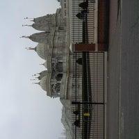 Photo taken at BAPS Shri Swaminarayan Mandir by Rian B. on 3/20/2013