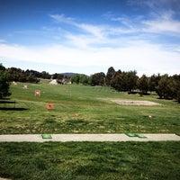 Photo taken at Gungahlin Lakes Golf Club by Shinta B. on 9/8/2013