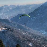 Photo taken at Alpe Giumello by Daniel C. on 1/21/2017