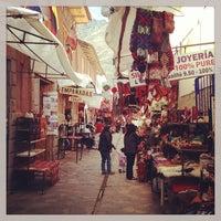 Foto tirada no(a) Pisac Market por yoshitak em 5/8/2013