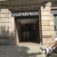 Photo taken at Zara Diagonal by GigaBass on 4/23/2017
