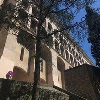 Photo taken at Facultat Lletres Universitat de Girona by GigaBass on 4/22/2017