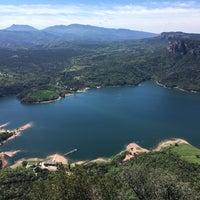 Photo taken at Pantà de Sau by GigaBass on 4/20/2017