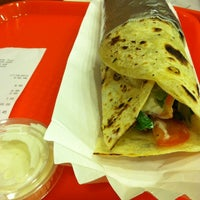Photo taken at The Kebab Shop by Alina on 7/20/2013
