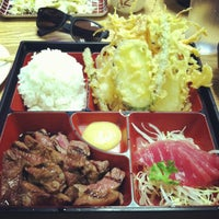 Photo taken at Tokyo Tei by Alina on 10/27/2012