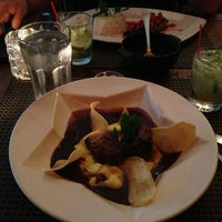 Foto scattata a Zebu Grill Restaurant da Eugene J. il 7/14/2013