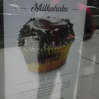 Photo taken at Crumbs Bake Shop by W I C. on 7/7/2013