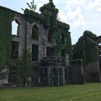 Photo taken at Smallpox Hospital by Berkin S. on 7/20/2017