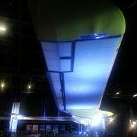 Photo taken at Solar Impulse Across America Visit by Corey m. on 7/13/2013