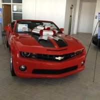 Photo taken at DuTeau Chevrolet by John M. on 12/23/2012