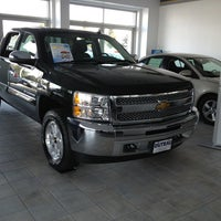 Photo Taken At DuTeau Chevrolet By John M. On 12/23/2012 ...