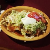 Photo taken at La Fogata Mexican Restaurant by Chuck W. on 3/22/2013