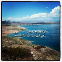 Photo taken at Lake Mead Overlook by Chuck W. on 7/24/2013