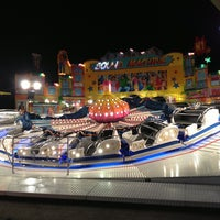 Photo taken at Lunapark Parco Nord by Massimo P. on 5/27/2013
