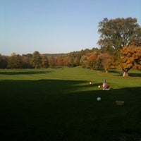 Photo taken at Copper Hill Golf Course by Jacqueline K. on 10/5/2012