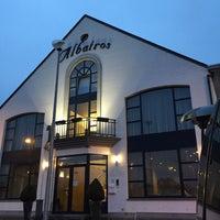 Photo taken at Restaurant Albatros by Sybren D. on 1/23/2016
