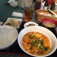 Photo taken at チャイニーズ食堂 菜々 by ◆まさやん on 10/12/2014