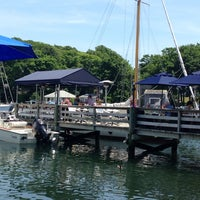 Photo taken at Shuckers Raw Bar by Samuel G. on 6/26/2014
