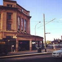 Photo taken at Adelaide Railway Station by rara_tang on 2/16/2013