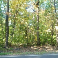 Photo taken at Caldwell Woods Bicycle Trail (North Branch Trail) by Mi A G. on 9/28/2012