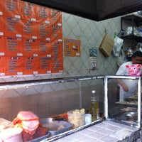 Photo taken at Ricas Tortas Calientes by JM L. on 11/26/2012