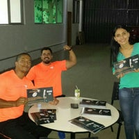 Photo taken at Colégio e Faculdade JK by Dionisio S. on 11/26/2015